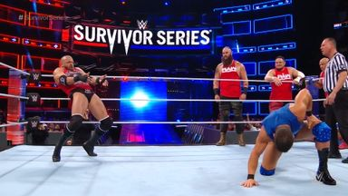 Survivor Series Elimination Match