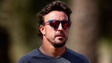 'Alonso wants to be remembered'