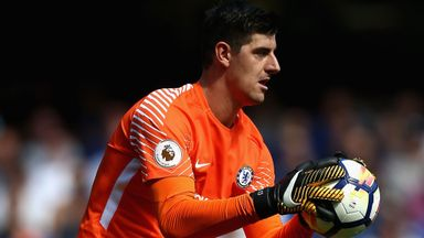 Courtois: We stopped fighting