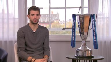 Dimitrov: I've overcome a barrier