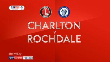 Charlton 2-1 Rochdale