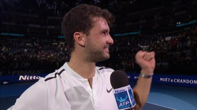 Dimitrov: I kept believing