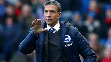 Hughton: We were aware of unrest