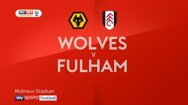 Wolves 2-0 Fulham