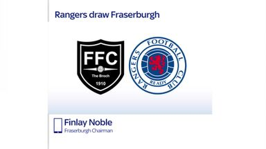 Fraserburgh don't want to move Rangers tie