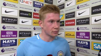 De Bruyne happy to extend run
