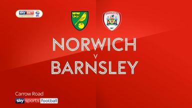 Norwich 1-1 Barnsley