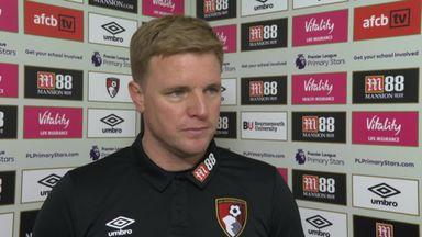 Howe praises Wilson attitude