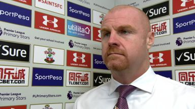 Dyche: Depth of squad evident