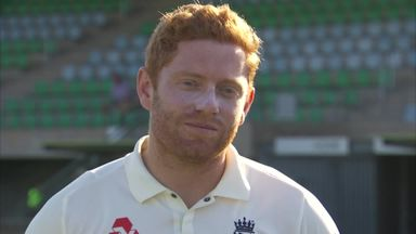 Bairstow given injury scare