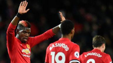 Mourinho praises 'influential' Pogba
