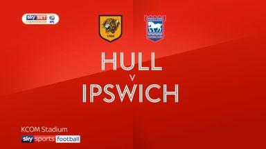 Hull 2-2 Ipswich