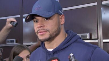 Dak Prescott ready for Thanksgiving