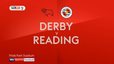 Derby 2-4 Reading