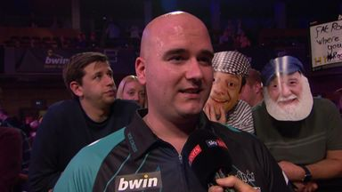 Cross: MVG doesn't scare me