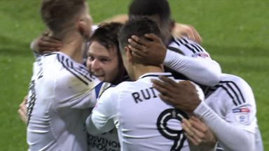 Norwood gives Fulham the lead