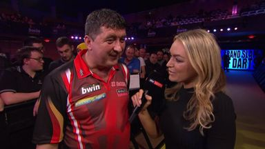 Suljovic into the quarter finals.