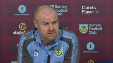 'Burnley are moving forward'