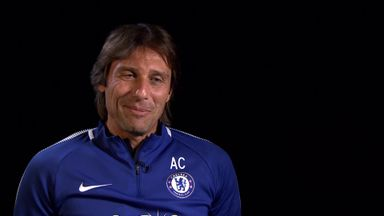 Conte happy with his work at Chelsea