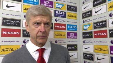 Wenger: Ref decisions unacceptable
