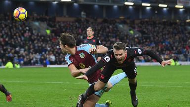 Lowton: Ramsey exaggerated fall