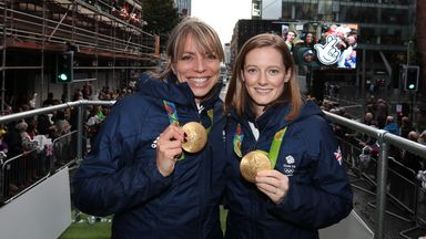 GB's Richardson-Walsh backs Rainbow Laces