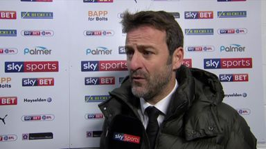 Christiansen: We deserved victory