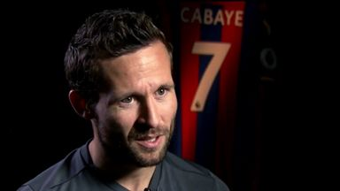 Cabaye: We need to keep believing