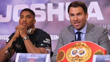 Joshua v Parker 'very close'