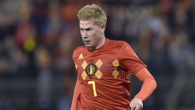 Martinez: KDB cares about national team