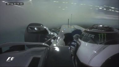Bottas wins the Abu Dhabi GP