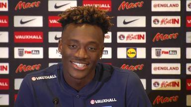 Abraham: I found out on Sky Sports News!