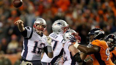 Patriots 41-16 Broncos