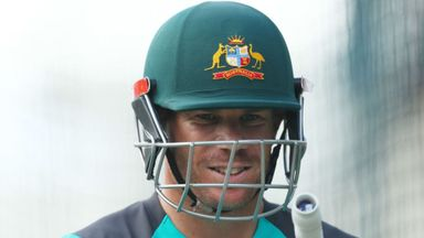Warner: I'll be fit for the Gabba