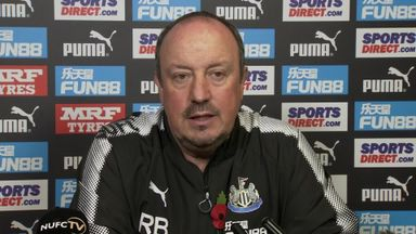 Benitez: Let's make St James' a fortress