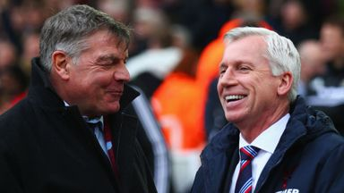 Pardew defends British managers