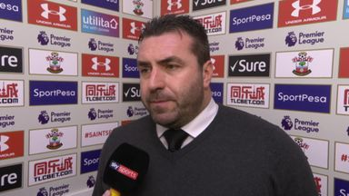 Unsworth: Performance unacceptable