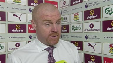 Dyche focused on next step