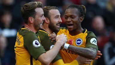 Swansea 0-1 Brighton