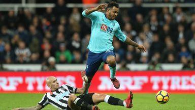 Newcastle 0-1 Bournemouth