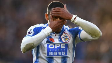Huddersfield 1-0 West Brom