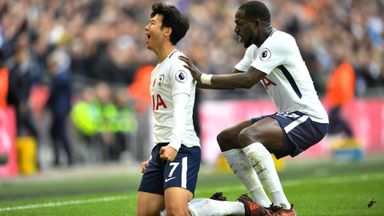 Tottenham 1-0 Crystal Palace