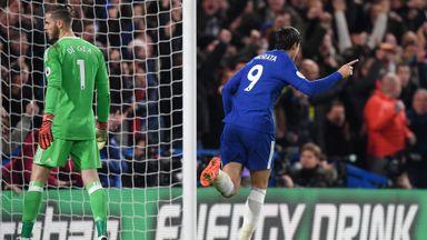Chelsea 1-0 Manchester Utd