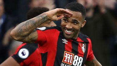 Bournemouth 4-0 Huddersfield