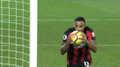 Wilson's superb hat-trick