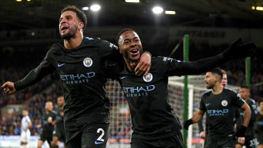 Huddersfield 1-2 Manchester City