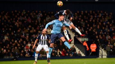 West Brom 2-2 Newcastle