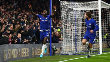 Chelsea 1-0 Swansea