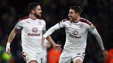 Bournemouth 1-2 Burnley