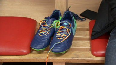 Rainbow Laces campaign launches